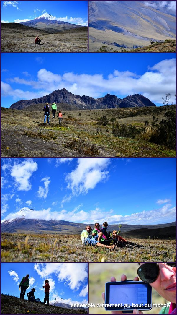 8 Route + Volcan Cotopaxi9