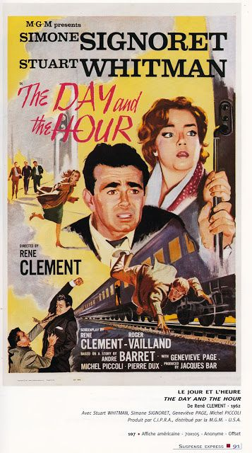 the day and the hour - 1962