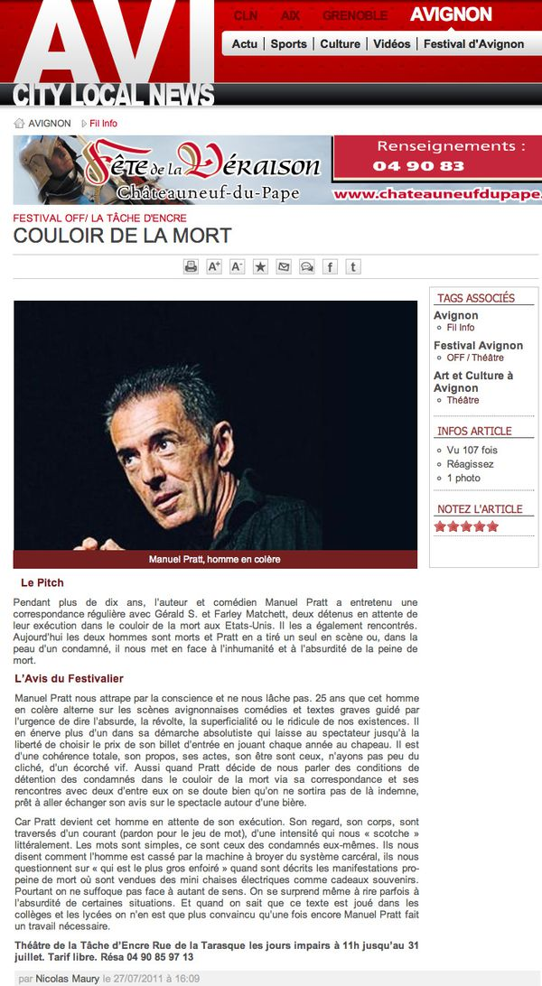 Couloi - Avignews 07-2011