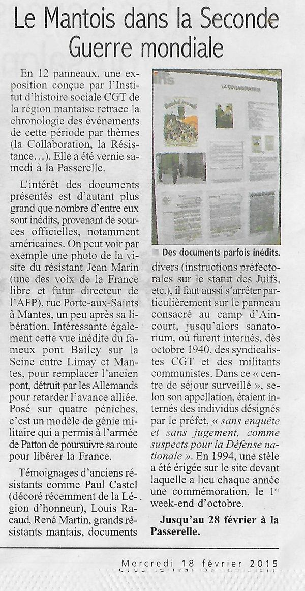 Le Courrier Mantois