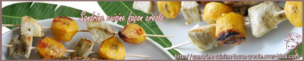 Brochettes banane plantain et patate douce-copie-1