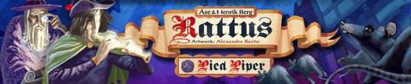 Banner - Rattus Pied Piper