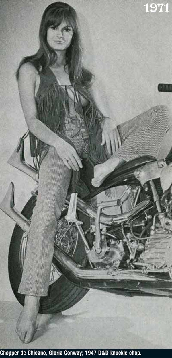 2012 Vintage Biker Babes 70 001 easyriders