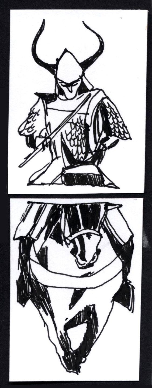 vignette samourai