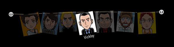 signature Vicklay