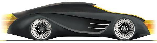 Mercedes TRON 01