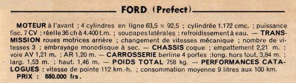 Ford Perfect 1955 t