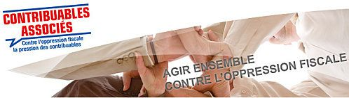 Agir ensemble contre la pression fiscale