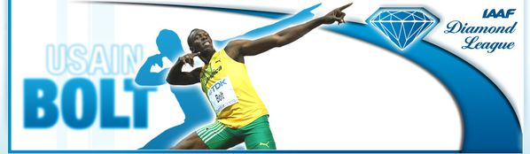 usain bolt diamond league