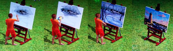 Sims3 - Le carnet de Jimidi - Photo 4