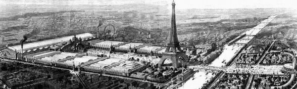 Expo universelle paris 1900