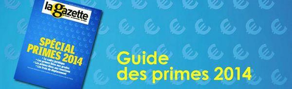Fascicule Guide des primes 2014-1