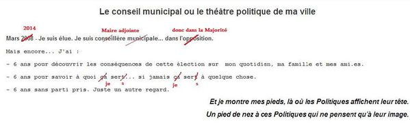 role d une maire adjointe