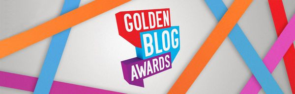 banniere golden blog awards
