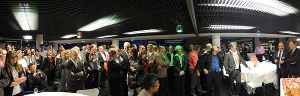 CNES - Cité de l'espace - 20 ans CADMOS - anniversaire vols habités - Emotion et plaisir