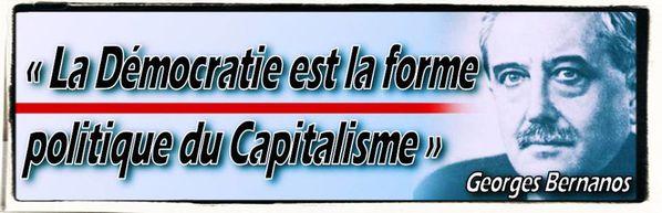 Bernanos capitalisme