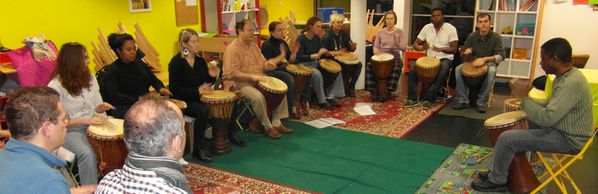 stage djembe 1