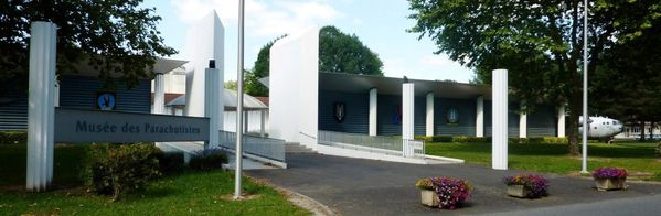 musée des paras pau