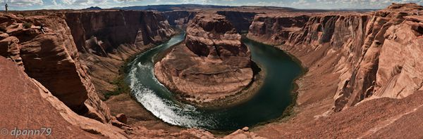 Horseshoe bend (3 sur 4)