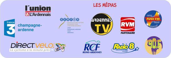 CA 2013 PARTENAIRES MEDIAS