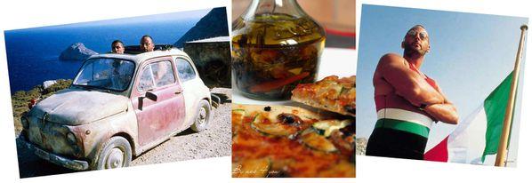 pizza végé pate olive, romarin e
