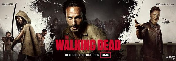 Morituris - Legions of the dead Walking-dead-saison-3-Banniere-1
