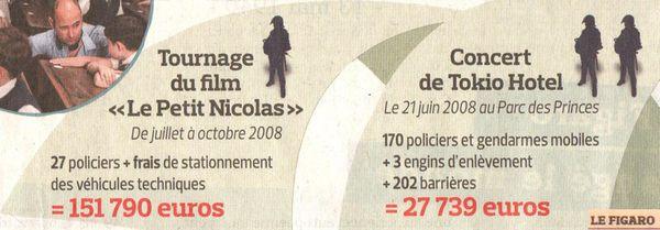 service d'ordre - Figaro mars 2010 3