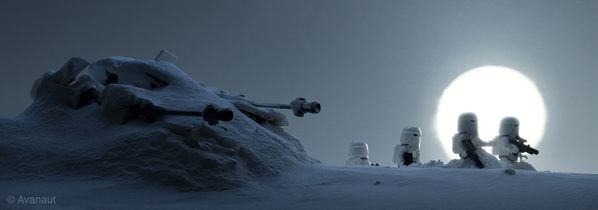 Hoth The Dawn After Alternate Version
