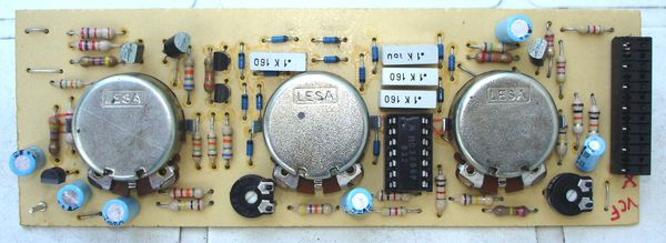 le syntar - gs electronica jen-3000