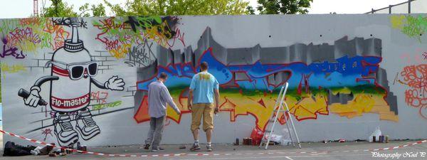 Jam graff jardins d eole XVIIIeme le 27 juin 2012 (50)Flo M