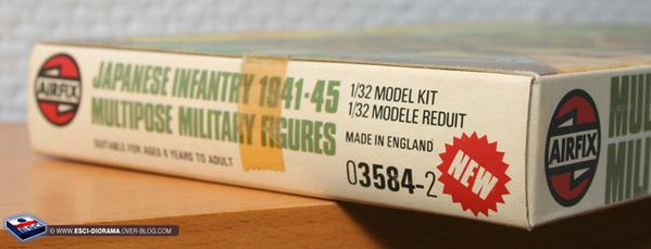 Airfix-Multipose-figures---Japanese-Infantry-1941-45---5