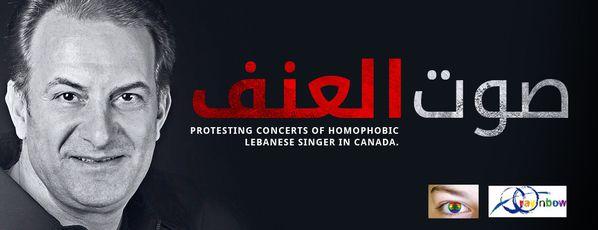 Mohamed Eskandar : un chanteur libanais homophobe privé de visa pour le Canada
