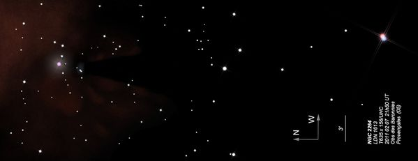 NGC 2264 T635 BL 2011 02 04 large