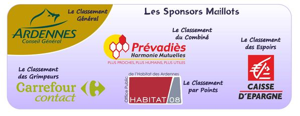 Sponsors 1 Maillots