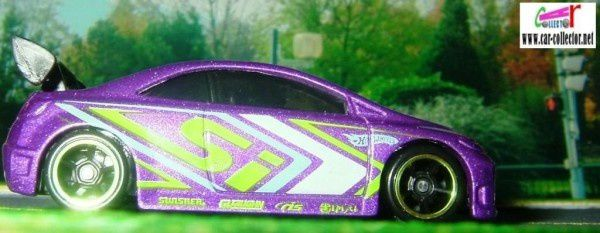 honda civic si coupe 2006 pack 5 2010 hot tunerz