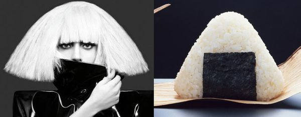 Hello Japan - Lady Gaga x Onigiri