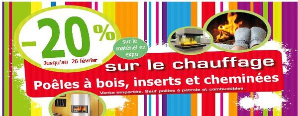 Soldes chauffage for Chauffage piscine solde