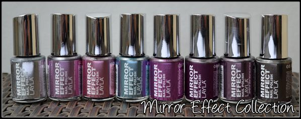 Layla Mirror Effect Collection