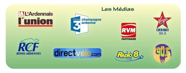 6 Les Medias
