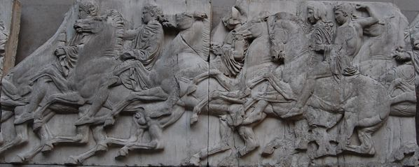 Athenes frise du Parthenon frieze (10)