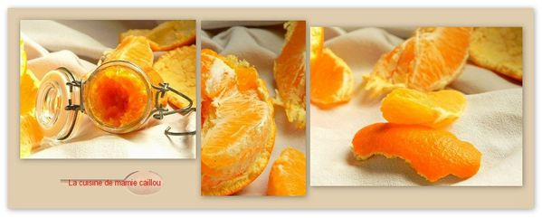 mosaique confit d'orange