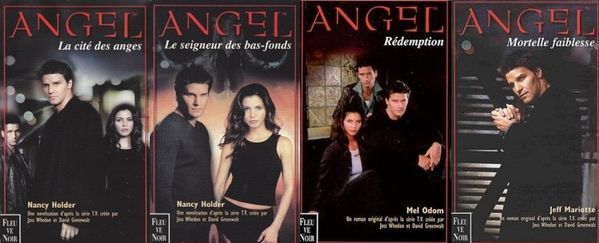 Angel tome 1 2 3 4