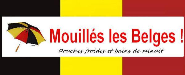 Congrès antisémite de Laurent Louis: les manifestants extrémistes dispersés à l'autopompe de la police