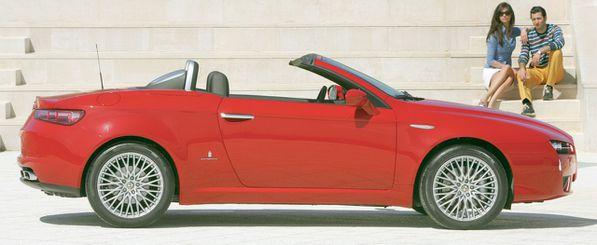 Alfa Romeo-Spider 2006