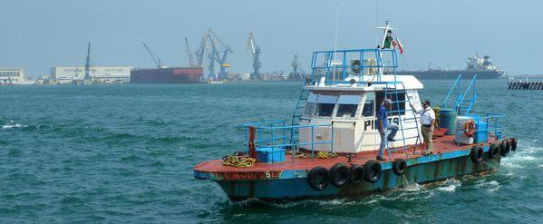 veracruz boat bateau