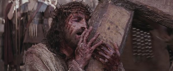 the passion of the christ jesus embraces the cross passion2