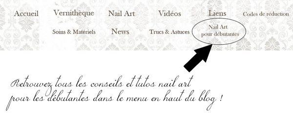 nail art debutante annonce