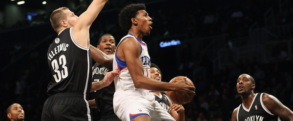 Nick Face Sixers Franchise Andrew Bynum