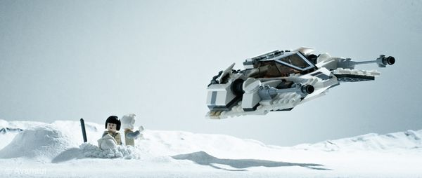 REJECTED FRAME Early Morning on Hoth