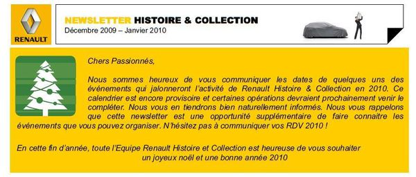 Histoire & Collection 2010 1